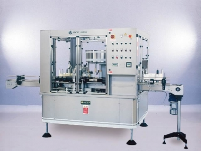 Production up to 7000 BPH - mod. AR 8T