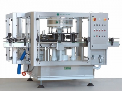 Production up to 6000 BPH - mod. PF 6T