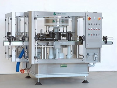 Production up to 9000 BPH - mod. PF3 9T